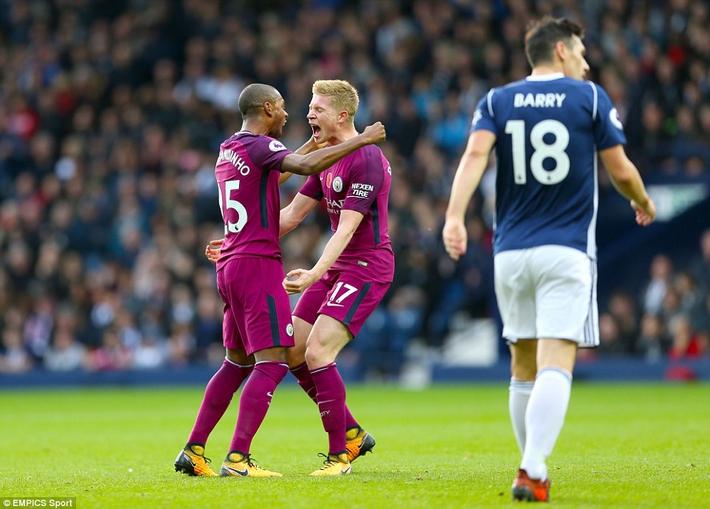 5 phút điên rồ, trận cầu mãn nhãn, và Man City tiếp mạch xưng bá Premier League - Ảnh 13.