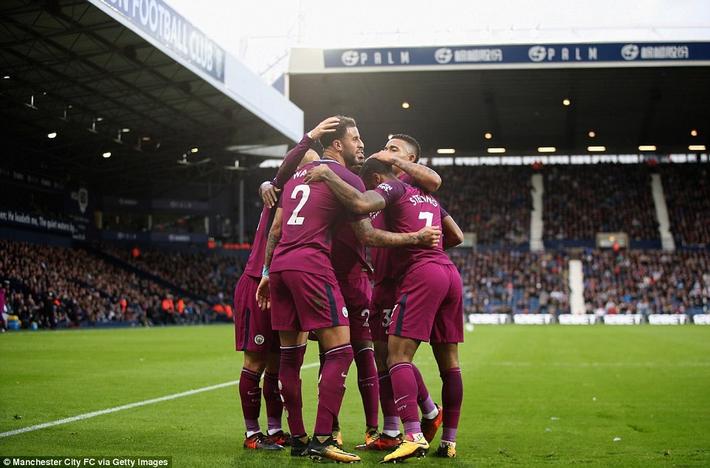 5 phút điên rồ, trận cầu mãn nhãn, và Man City tiếp mạch xưng bá Premier League - Ảnh 21.