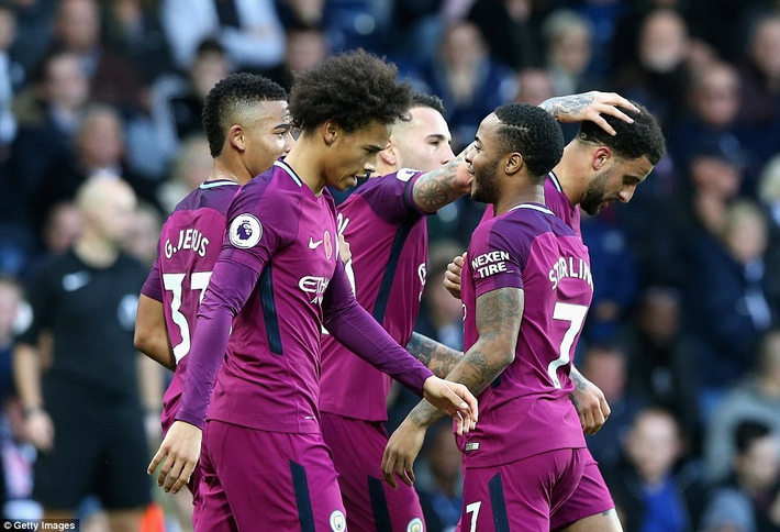5 phút điên rồ, trận cầu mãn nhãn, và Man City tiếp mạch xưng bá Premier League - Ảnh 22.