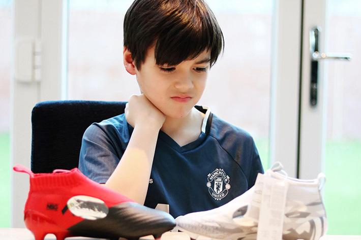 Sút phạt đỉnh như Beckham, sao mai Man United mơ được khoác áo Thái Lan - Ảnh 6.