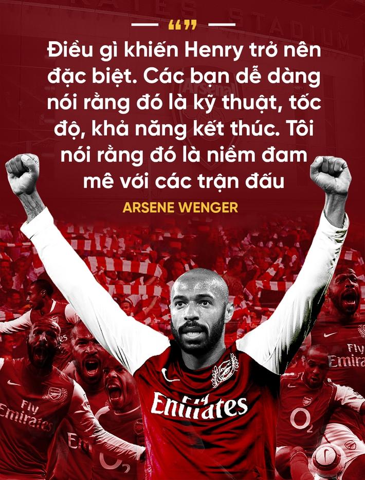 Thierry Henry: Kẻ nghiện ngập chiến thắng đến mức ám ảnh - Ảnh 2.