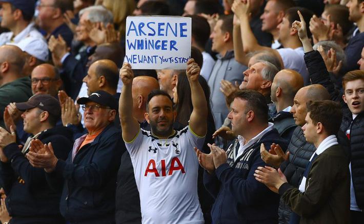 Thua bẽ bàng, Wenger biện hộ... thắng Tottenham không phải mục tiêu của Arsenal - Ảnh 3.
