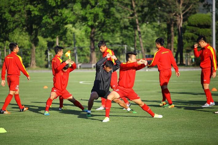 HLV Hoàng Anh Tuấn chê U20 Honduras xoàng xĩnh, không đặc biệt - Ảnh 1.