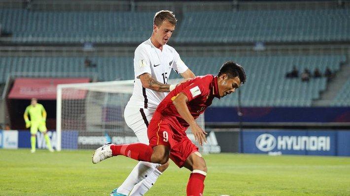 Tài năng U20 Việt Nam được kỳ vọng thay thế Công Vinh - Ảnh 1.