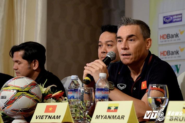 Futsal Việt Nam hi vọng giành chức vô địch lịch sử - Ảnh 1.