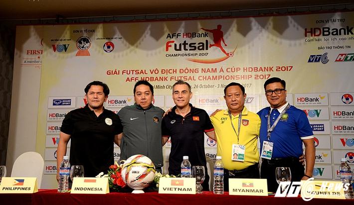 Futsal Việt Nam hi vọng giành chức vô địch lịch sử - Ảnh 2.