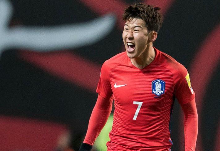 Son Heung-min và Messi Hàn Quốc thắng giải châu Á - Ảnh 1.