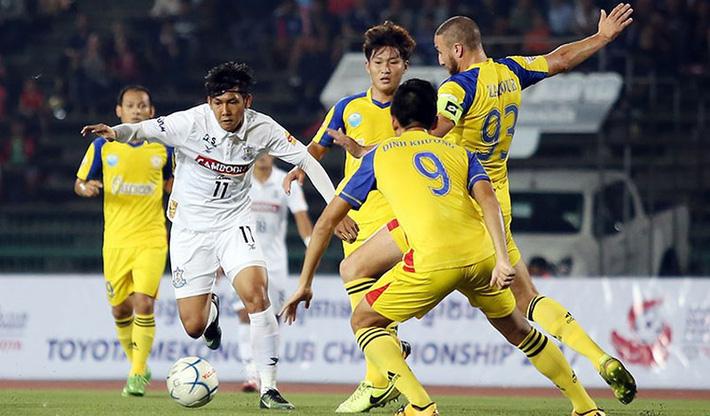 Từ chuyện Messi Campuchia nghĩ về cầu thủ Việt - Ảnh 1.