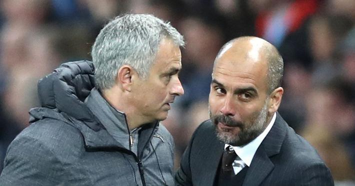Guardiola phản pháo Mourinho: Man City việc gì phải phạm lỗi khi là đội kiểm soát bóng? - Ảnh 1.