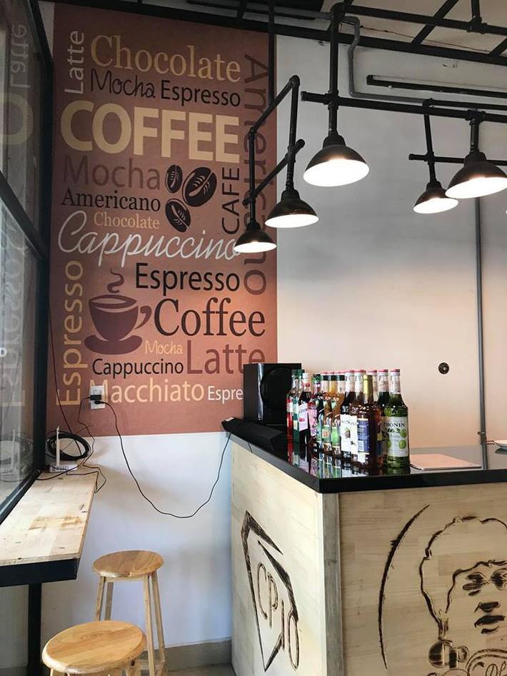 Cận cảnh quán cafe mới khai trương của Công Phượng - Ảnh 3.