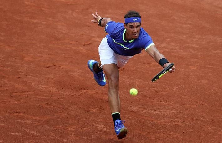 10 Roland Garros chỉ trong 13 năm, hãy gọi Rafael Nadal là Vua của Paris - Ảnh 4.