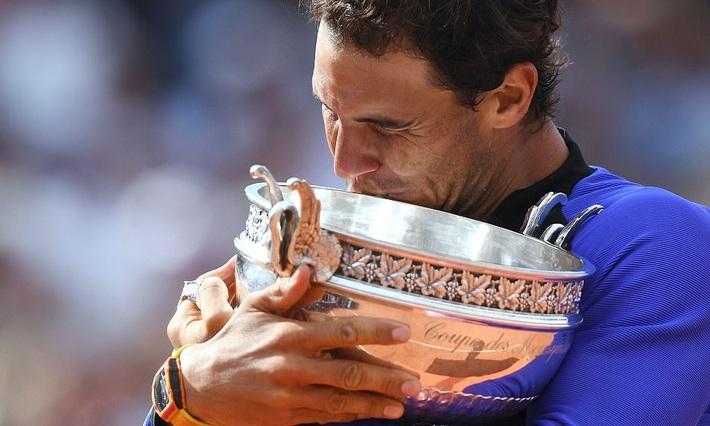 10 Roland Garros chỉ trong 13 năm, hãy gọi Rafael Nadal là Vua của Paris - Ảnh 5.