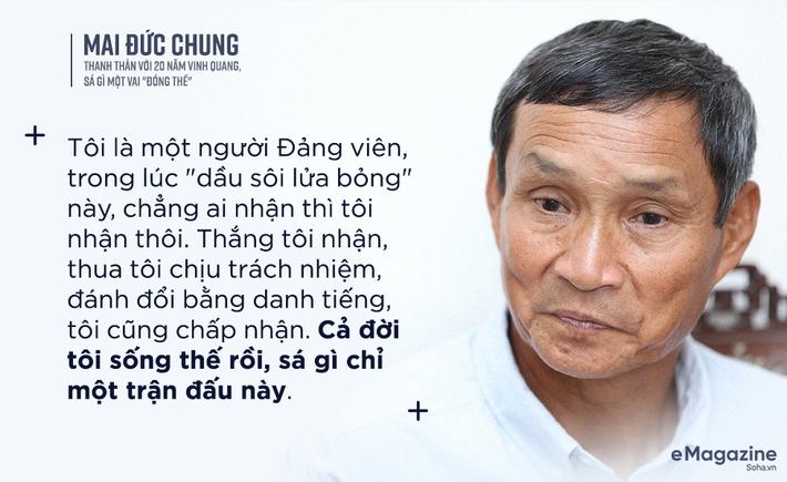 Cảm ơn ông Mai Đức Chung, nhưng đau đớn cho bóng đá Việt Nam quá! - Ảnh 4.