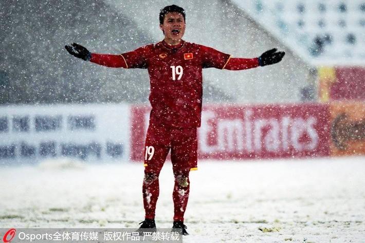 Fan Trung Quốc: U23 Việt Nam đã cho bóng đá Trung Quốc bài học về lòng dũng cảm - Ảnh 1.