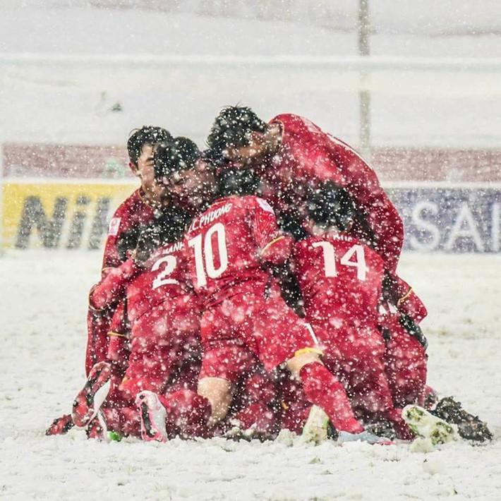 Cầu thủ U23 Việt Nam xem nhau như anh em một nhà, không phân biệt xuất thân - Ảnh 1.