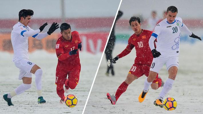"""Báo Hàn Quốc khuyên các CLB K-League """"mua gấp"""" sao U23 Việt Nam - Ảnh 1."""