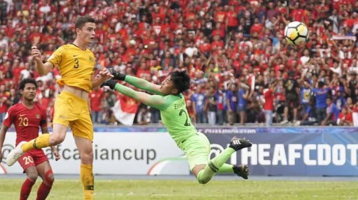 2 lần sút tung lưới Australia, Indonesia vẫn ngậm ngùi chia tay giấc mơ World Cup - Ảnh 2.