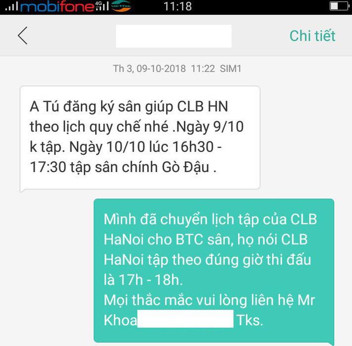 Bị Hà Nội cáo buộc chơi xấu, Bình Dương tố chuyện HLV Chu Đình Nghiêm văng tục - Ảnh 2.