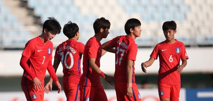 U19 Việt Nam muốn giành vé dự World Cup phải vượt bảng tử thần - Ảnh 1.