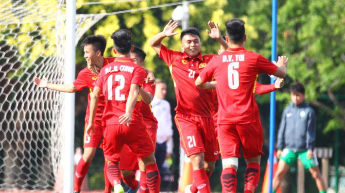 U19 Việt Nam muốn giành vé dự World Cup phải vượt bảng tử thần - Ảnh 2.