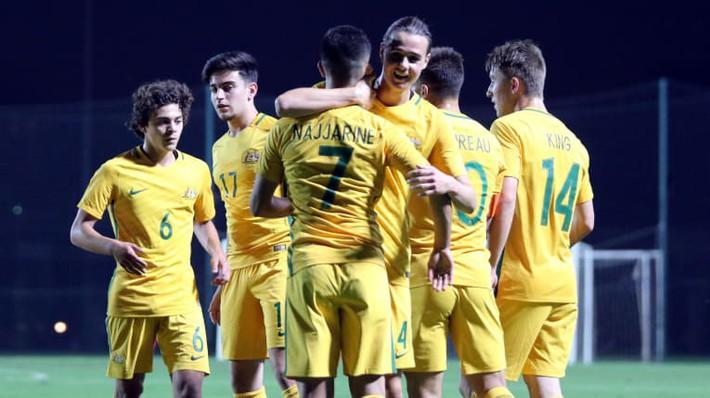 U19 Việt Nam muốn giành vé dự World Cup phải vượt bảng tử thần - Ảnh 3.