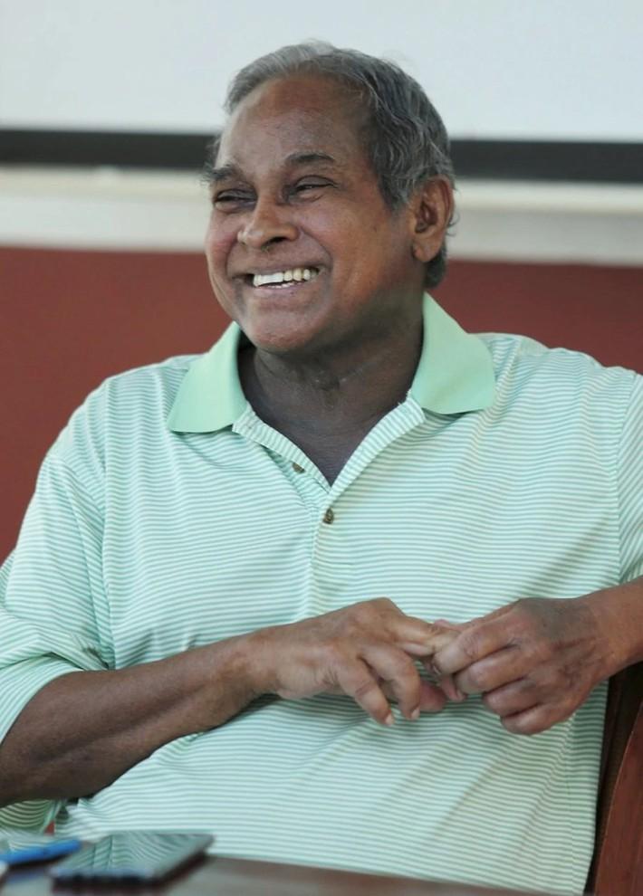 Gia đình AFC vĩnh biệt nhà quản trị bóng đá tài năng - Ảnh 1.