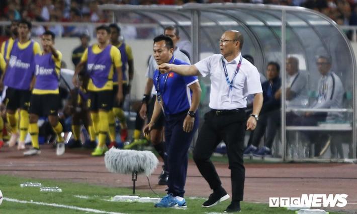 BLV Quang Huy: Chưa biết HLV Park Hang Seo cho đội tuyển đá chiến thuật nào - Ảnh 3.