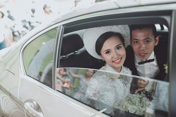 Người vợ xinh đẹp, giỏi giang của thủ quân ĐT Việt Nam - Ảnh 2.