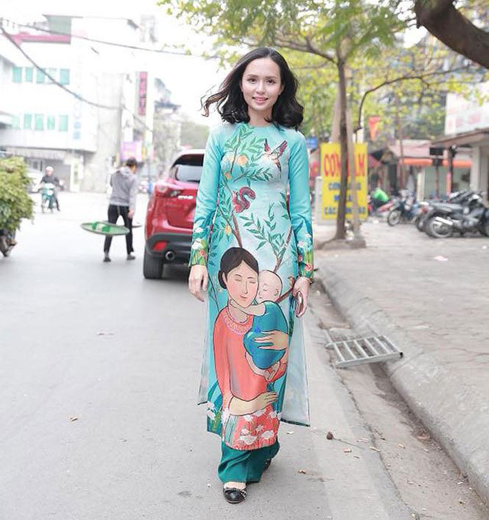 Người vợ xinh đẹp, giỏi giang của thủ quân ĐT Việt Nam - Ảnh 3.