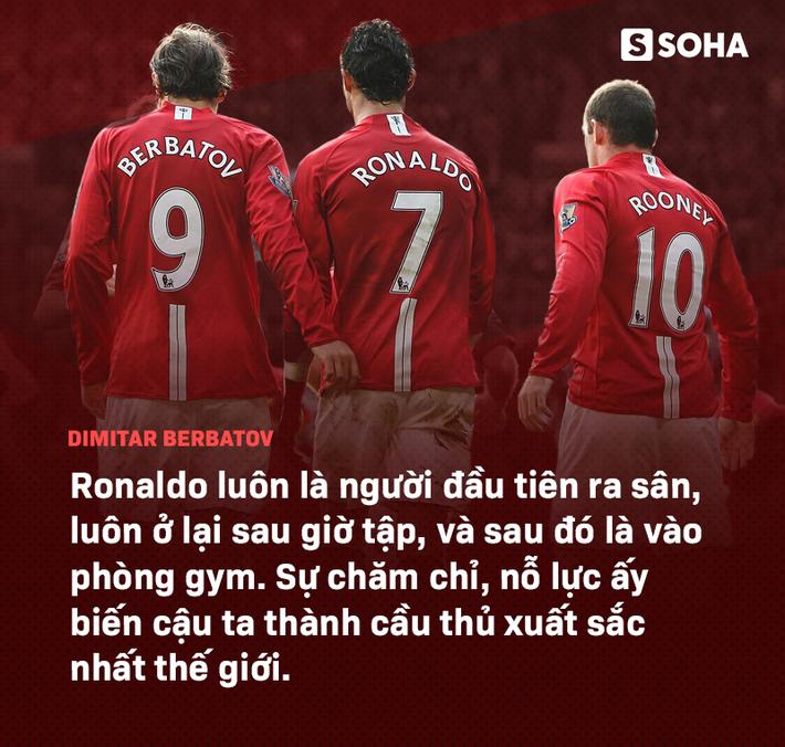 Dimitar Berbatov: Man City có chất hàng núi tiền, Man United vẫn là giấc mơ của tôi - Ảnh 6.