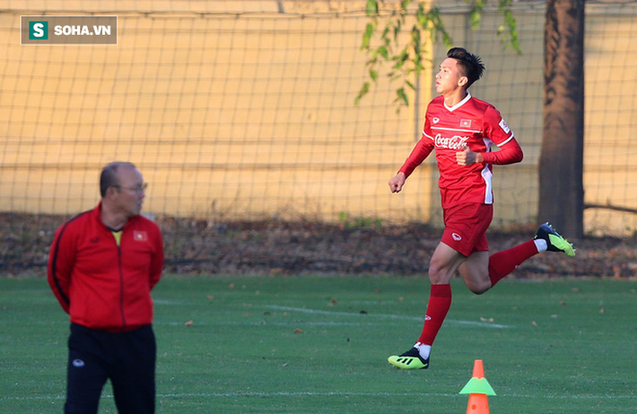 HLV Park Hang-seo lần đầu trao nhiệm vụ cho Vua phá lưới nội V.League 2018 - Ảnh 4.