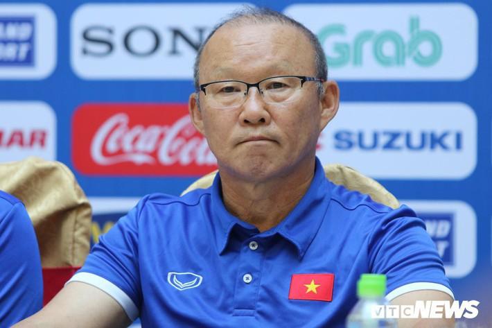 HLV Park Hang Seo: Người lái đò thay đổi vận mệnh bóng đá Việt Nam - Ảnh 1.