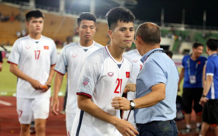 HLV Park Hang Seo: Người lái đò thay đổi vận mệnh bóng đá Việt Nam - Ảnh 4.