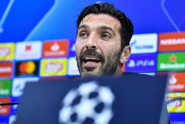"""Trận Champions League đầu tiên của Buffon cho PSG hóa ra là """"chung kết"""" - Ảnh 3."""