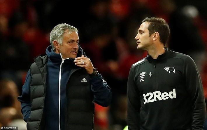Lampard tin tưởng Mourinho sẽ trở lại Premier League - Ảnh 1.