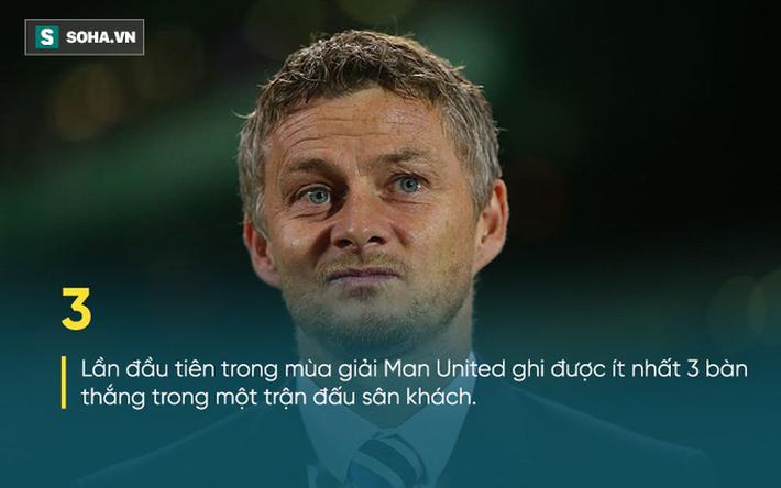 Solskjaer vượt qua hàng loạt thành tích của Mourinho trong ngày ra mắt Man United - Ảnh 1.