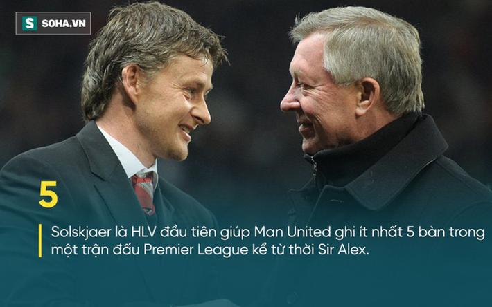 Solskjaer vượt qua hàng loạt thành tích của Mourinho trong ngày ra mắt Man United - Ảnh 6.