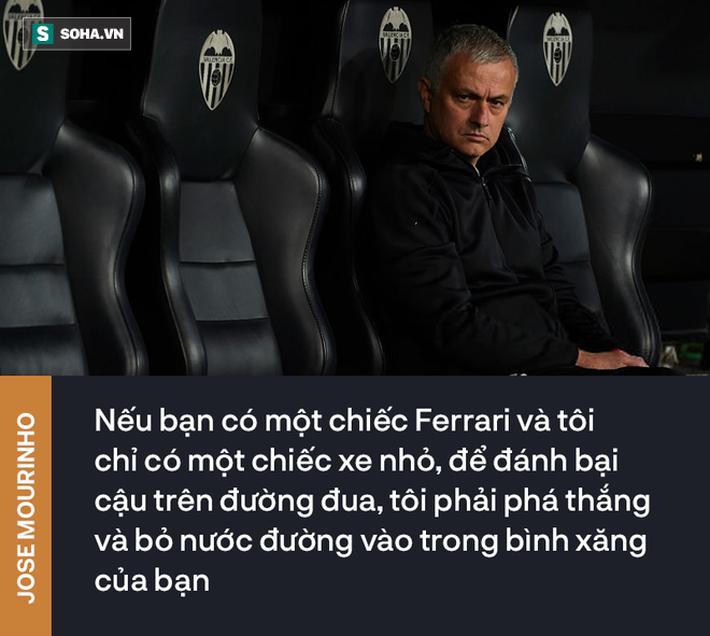 Lời chế nhạo 14 năm về trước Mourinho dành cho Sir Alex, giờ ứng vận chẳng sai lấy 1 ly - Ảnh 3.