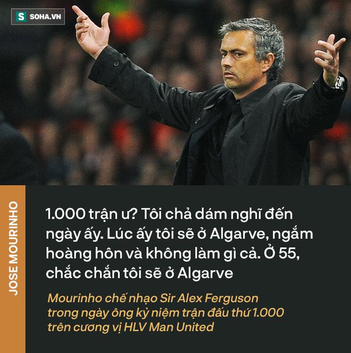 Lời chế nhạo 14 năm về trước Mourinho dành cho Sir Alex, giờ ứng vận chẳng sai lấy 1 ly - Ảnh 5.