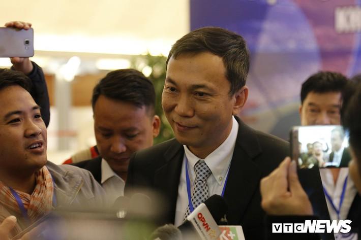 Tân Phó chủ tịch VFF Trần Quốc Tuấn: 'Mong ước lớn nhất là bóng đá Việt Nam dự World Cup' - Ảnh 1.