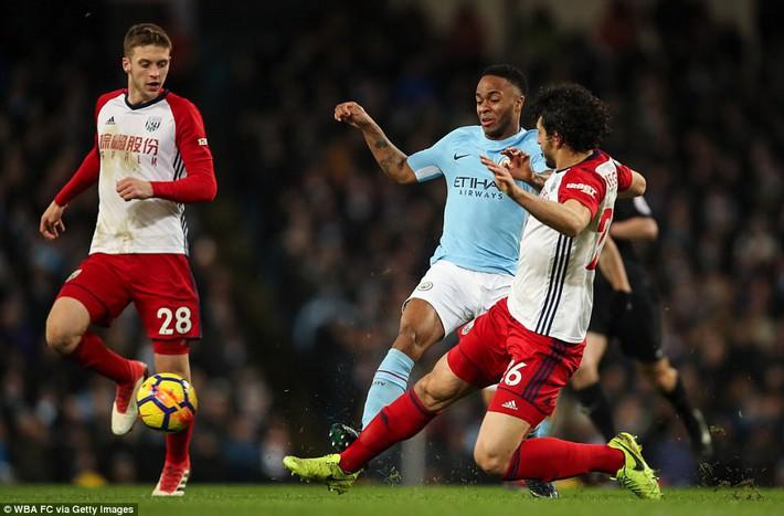 Tân binh 57 triệu bảng ra mắt, Man City sạch lưới, thắng dễ như trở bàn tay - Ảnh 13.