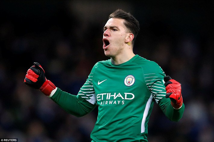 Tân binh 57 triệu bảng ra mắt, Man City sạch lưới, thắng dễ như trở bàn tay - Ảnh 14.