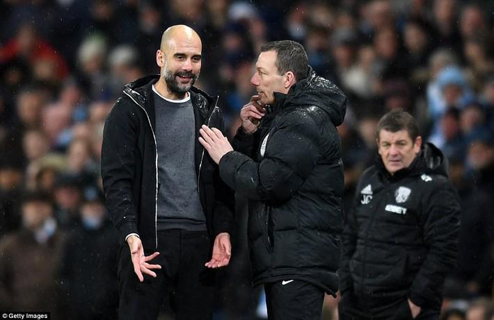 Tân binh 57 triệu bảng ra mắt, Man City sạch lưới, thắng dễ như trở bàn tay - Ảnh 19.