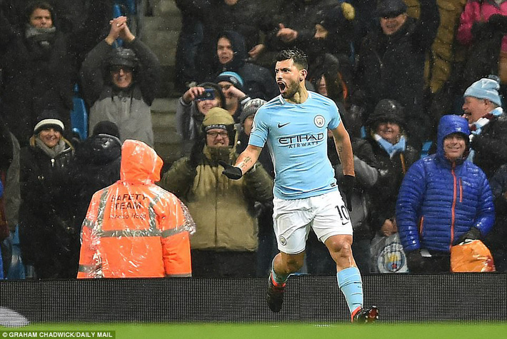 Tân binh 57 triệu bảng ra mắt, Man City sạch lưới, thắng dễ như trở bàn tay - Ảnh 20.