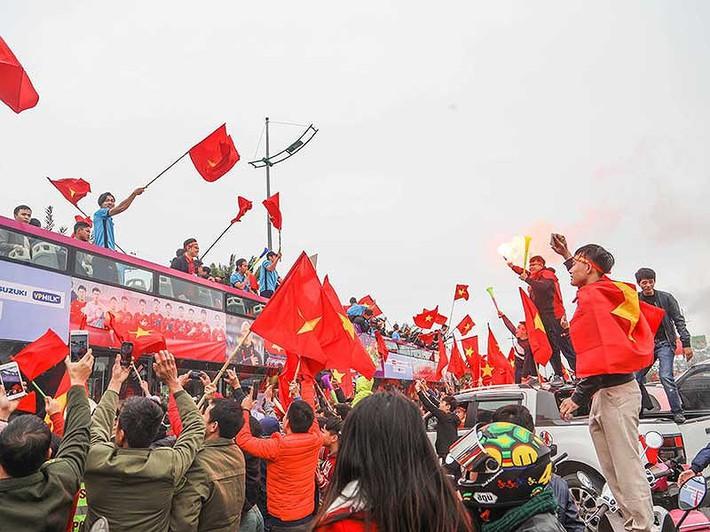 V-League 'lên giá' từ hiệu ứng U-23 Việt Nam - Ảnh 1.