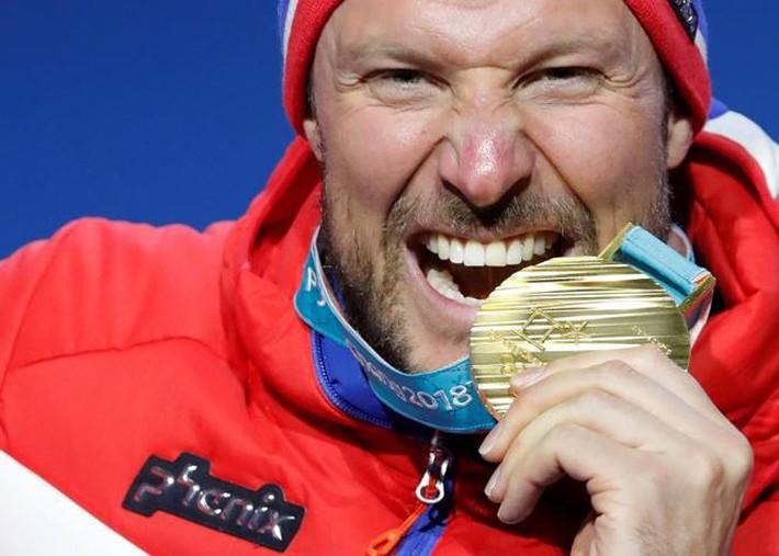 Nụ cười và nước mắt ở Olympic PyeongChang 2018 - Ảnh 1.