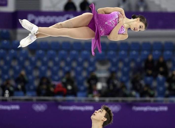 Nụ cười và nước mắt ở Olympic PyeongChang 2018 - Ảnh 2.