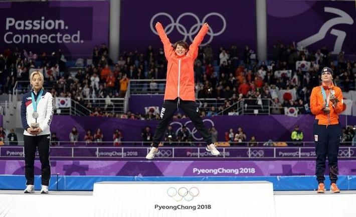 Nụ cười và nước mắt ở Olympic PyeongChang 2018 - Ảnh 14.
