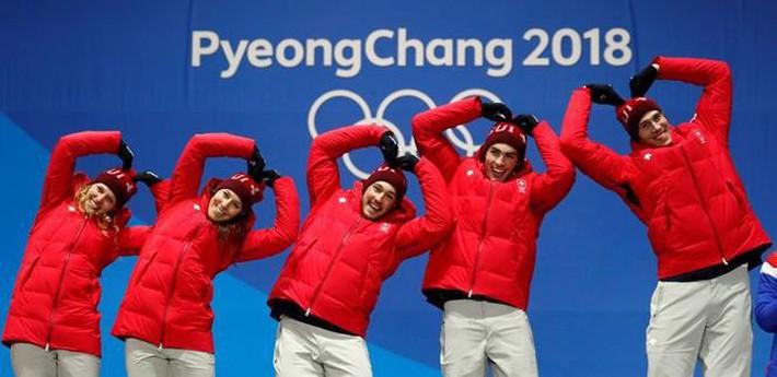 Nụ cười và nước mắt ở Olympic PyeongChang 2018 - Ảnh 15.