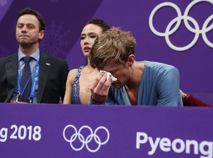 Nụ cười và nước mắt ở Olympic PyeongChang 2018 - Ảnh 17.